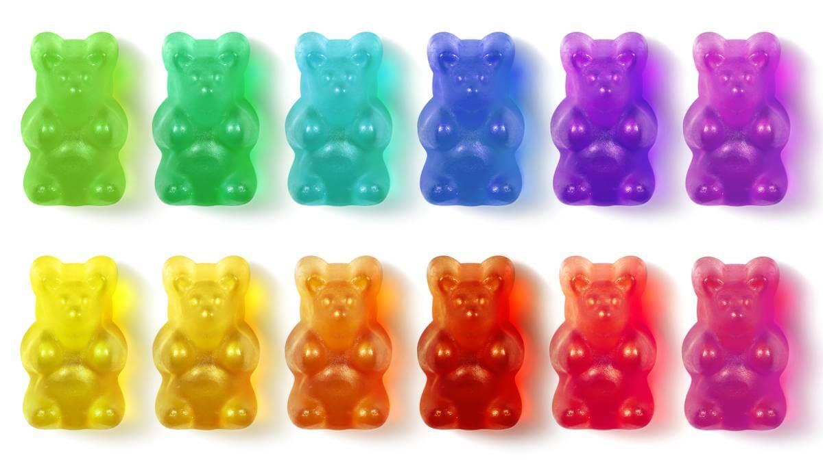 bonbons au cbd (gummies)